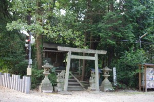 少名彦那尊神社(松阪神社)