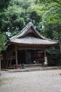 古神札、古御守返納所(松阪神社)