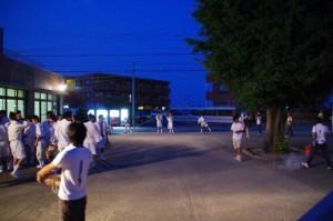 ねり - 公民館(大念仏行事)