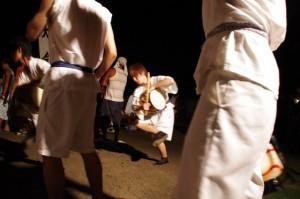 かんこ踊り(大念仏行事)