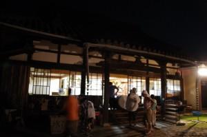 宝林寺(大念仏行事)