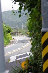 国道167号線 近鉄 沓掛駅付近