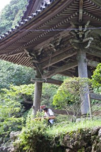 鐘楼堂(青峰山正福寺)