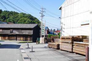東川材木店