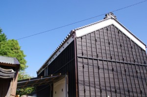 旧広野家住宅の内蔵
