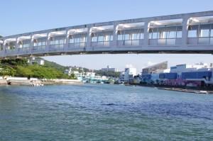 ミキモト真珠島への架け橋