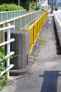 田城橋(鳥羽河内川)