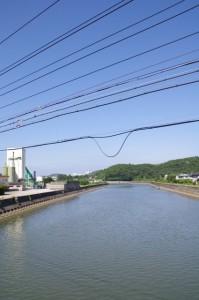 加茂川(近鉄船津駅~志摩赤崎駅)