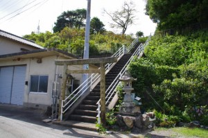的矢村神社