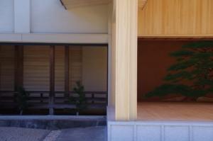 耐震改修後の 参集殿(内宮)