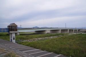 櫛田橋(櫛田川)
