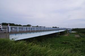 魚見橋(櫛田川)