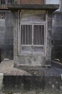 魚見神社から室垣不知元神社へ
