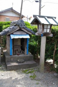 神麻続機殿神社から斎宮歴史博物館へ