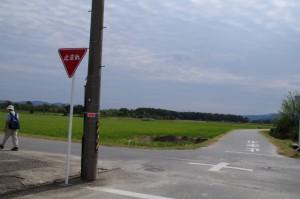 止まれ - コースマップ(10680)地点