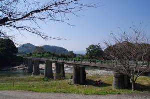 赤岩橋(雲出川)