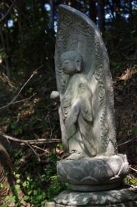 誕生寺奥の院城山(大仰城跡)