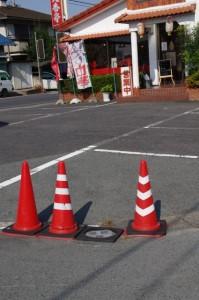 道標(み歴マ 初瀬 30)の設置跡