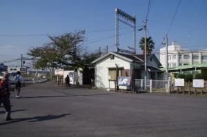 近鉄 川合高岡駅