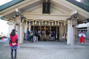 浜参宮(二見興玉神社)