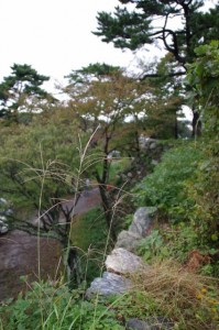 鳥羽城跡発掘現場 158
