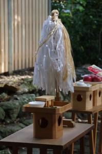 上棟祭(御薗神社)