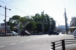 宮町交差点(県道37号線)