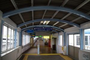 鳥羽駅から定期船のりば 鳥羽港(佐田浜)へ