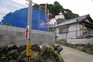 八幡神社(桃取)へ
