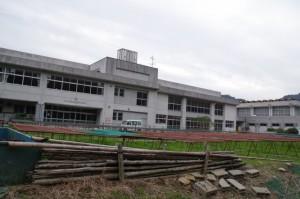 答志中学校(答志島スカイライン)