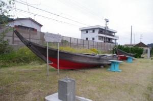 サッパ船(サンシャインビーチ)