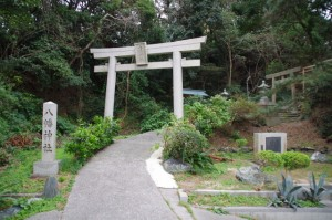 八幡神社(答志)