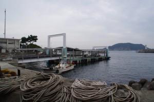 鳥羽市営定期船のりば 答志(漁港)