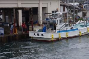 和具浦漁港水産物荷さばき施設