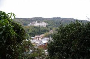 遠景(日和山(鳥羽)から賀多神社への途中)
