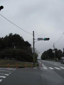 下田辺北交差点