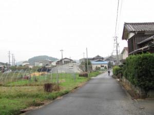坂手国生神社から棒原神社へ