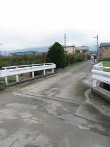 コースマップ(9260)手前の橋