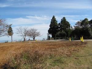 朝熊ヶ岳山頂
