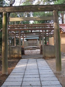 二木神社(御薗町小林)
