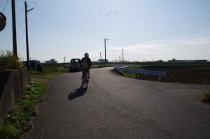 小川橋(中村川)へ