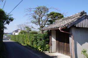 小川神社から西方寺へ