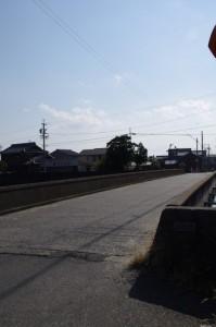 三渡橋(三渡川)
