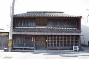 大阪屋、家なみ(み歴マ 伊勢(19)六軒-B 5)