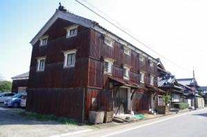 米銀跡、家なみ(み歴マ 伊勢(19)六軒-B 5)