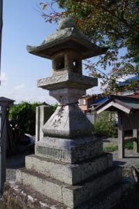 常夜燈(み歴マ 伊勢(20)久米-A 11)