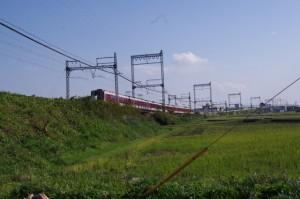 コースマップ(7340)地点付近の近鉄山田線
