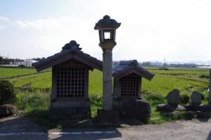 常夜燈(み歴マ 伊勢(20)久米-B 6)