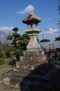 常夜燈(み歴マ 伊勢(20)久米-B 14)
