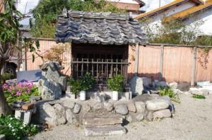 薬師寺(み歴マ 伊勢(21)松阪 1)境内